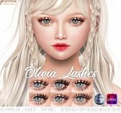 MICHAN - Olivia Lashes [Genus & Omega]