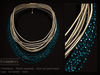 KUNGLERS - Malu necklaces - Topaz