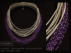 Kunglers   malu necklaces ad amethyst