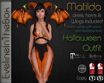 *HALOWEEN SALE* [EvelineIntheBox] Matilda Halloween