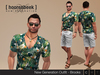 Complete Outfit - Brooks - Signature, Belleza, SLink, CA