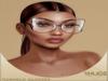 [RHUDE] Monarch Glasses Fatpack