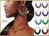 [RHUDE] Link Earrings Fatpack B