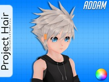 [Project Hair] Addam