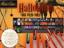DEMO .: RatzCatz :. Nails for TMP *HALLOWEEN* (wear to unpack)