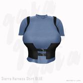 Gaia - Sierra Harness Shirt BLUE