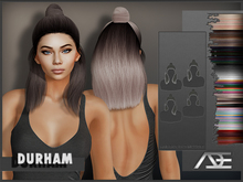 Ade - Durham Hairstyle (FULL PACK)