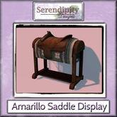 Serendipity Designs - Amarillo Saddle Display