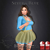 **Mistique** Severa Blue (wear me and click to unpack)