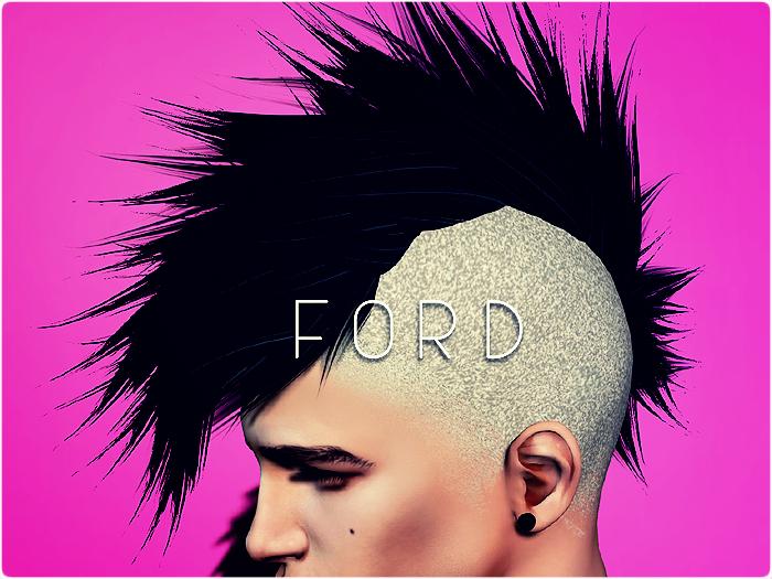 l=ll Ford ll=l Moon Surfer :: BLACK