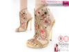 Gemstones Luxury High Heels Shoes Slink High, Maitreya High, Ocacin Killer Heel, Belleza, High Heel