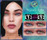 .Viki. Tribal Eyes - 4 COlors Pack v1 (Wear)