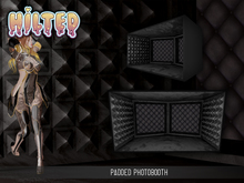 HILTED - Padded Photobooth (Wear me!)