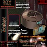 KDC HeavyMetal Dullahan Collar - Halloween special!