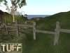 [TUFF] Old Wooden Fence - grey