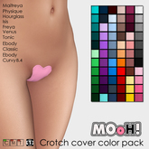MOoH! Crotch covers color pack (Add)