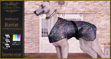 Cheval D'or - Hellhund - Blanket.