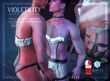 Violetility - Maid Set