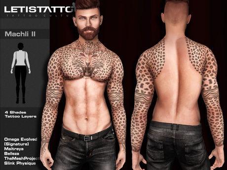 Letis Tattoo :: Machli II :: Tattoo & Appliers