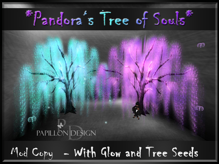 .:: PaPiLLoN Design ::. Pandora's Tree of Souls - Pack 3