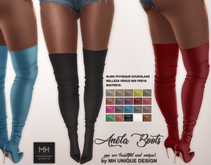 MH-Anela Boots Collection