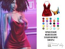 [Aleutia] Vica Dress (Maitreya) - FATPACK