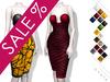 AVALE Apolina - Mesh Dress - Maitreya, Belleza, Slink, TMP