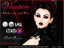 -Lamu Fashion-Gift Group *Vampire Make-up and Eye*