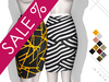 AVALE Mirana - Mesh Skirt - Maitreya, Belleza, Slink, TMP