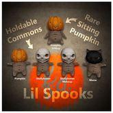(fd) Lil Spooks - Skellybones Makeup (Hold)