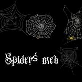 Spiders web,Spinnenweben