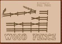 Woodfence, Holzzaun