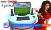 Full Set PC [animated screen]