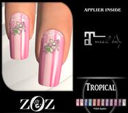 {ZOZ} Tropical Polish (Maitreya) (wear)
