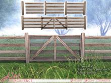 JIAN Alpaca Fences