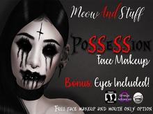 ::MeowAndStuff::Possession Makeup