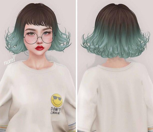 nani - mae hair [pack A]