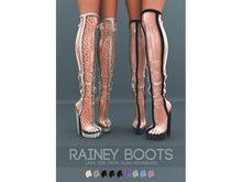 Pure Poison - Rainey Boots