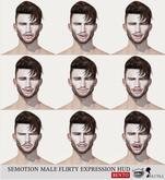 [Box] SEmotion Male Bento Flirty & Playful Expression HUD