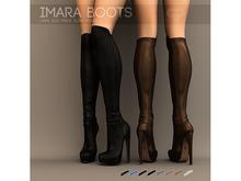 Pure Poison - Imara Boots