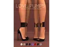 Pure Poison - Love Pumps