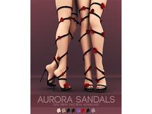 Pure Poison - Aurora Sandals