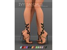Pure Poison - Ivy Sandals
