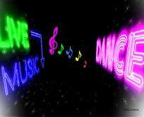 Backdrop Music box