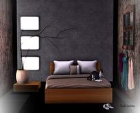Backdrop Bedroom box