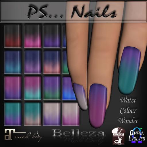 Water Colour Wonder Polish