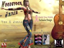 .:S.C:. Woodstock - Janis SET