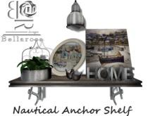 [BR] Nautical Anchor Shelf