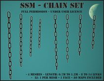 SSM - Chain Set