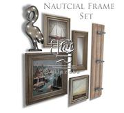 [BR] Nautical Frame SET